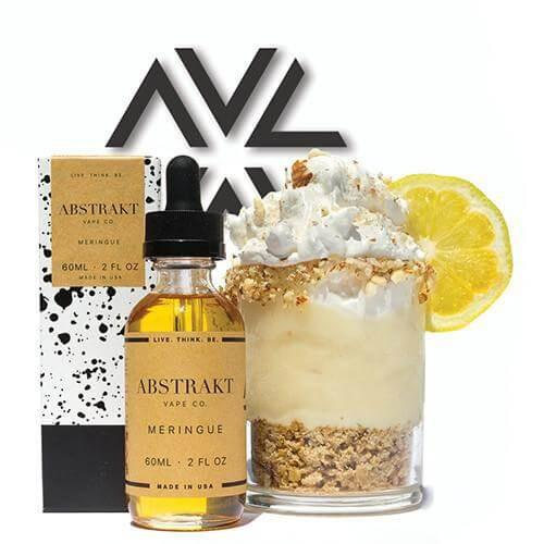 Abstrakt Vape Co - Meringue