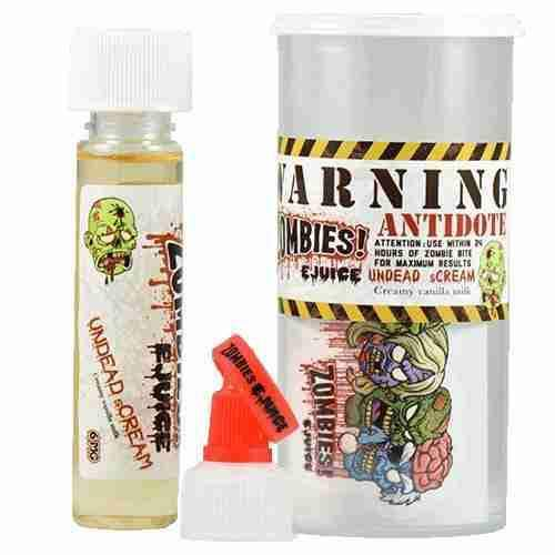 Zombies eJuice - UNDEAD SCREAM