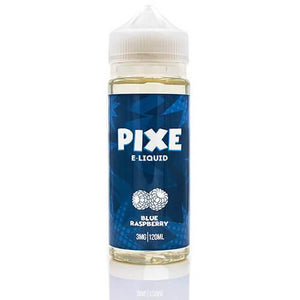 Pixe E-Liquid - Blue Raspberry