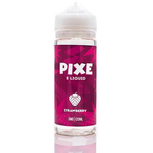 Pixe E-Liquid - Strawberry