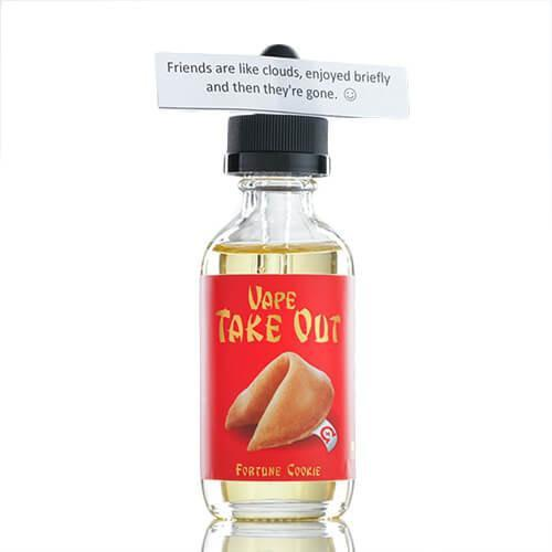 Vape Take Out - Fortune Cookie