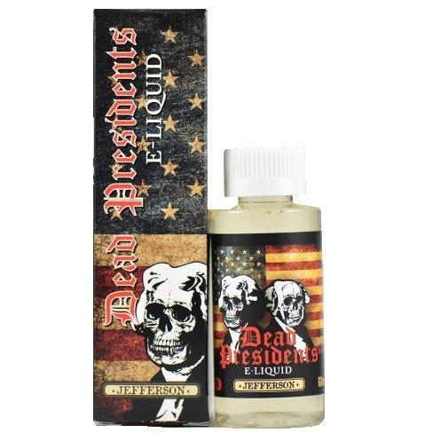Dead Presidents E-Liquid - Jefferson