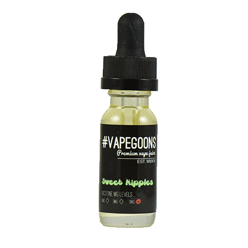 VAPEGOONS Vape Juice - SWEET NIPPLES