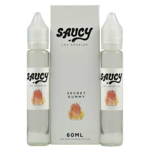 Saucy eLiquid - Secret Gummy