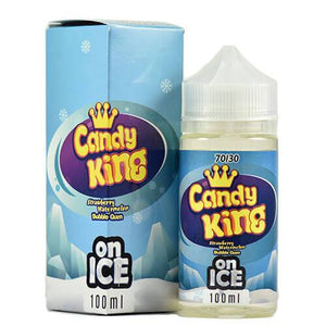 Candy King On Ice eJuice - Strawberry Watermelon On Ice