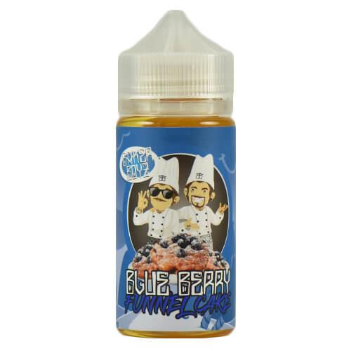 Baker Boyz eJuice - Blueberry Funnel Cake