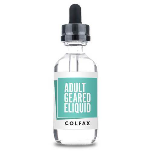 Adult Geared eLiquid (AGE) - Colfax