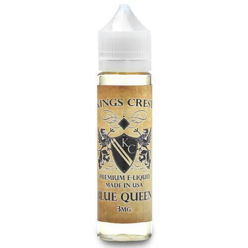 Kings Crest Premium E-Liquid - Blue Queen