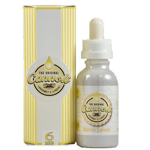 The Original Cannoli E-Liquid - Bannoli