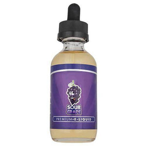 Candy Vaper eJuice - Sour Grape