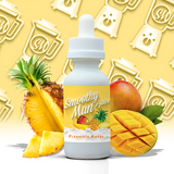 Smoothy Man E-Juice - Pineapple Mango