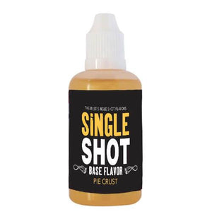 Single Shot eJuice - Pie Crust