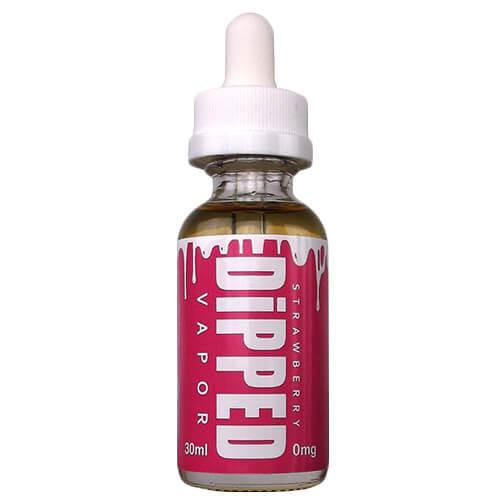 DiPPED Vapor eJuice - Strawberry