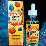 Belgian Apple Berry Love eJuice