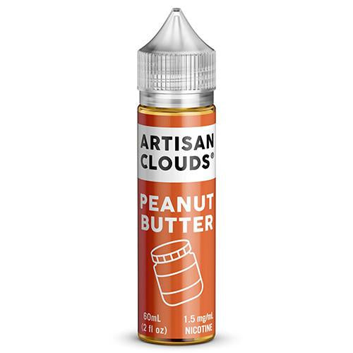 Artisan Clouds eJuice - Peanut Butter