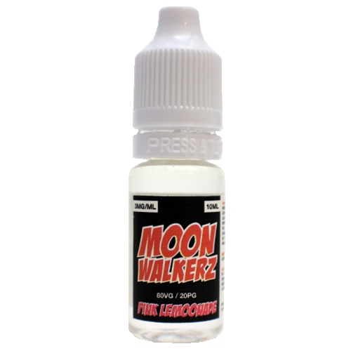 Moonwalkerz E-Liquid - Pink Lemoonade