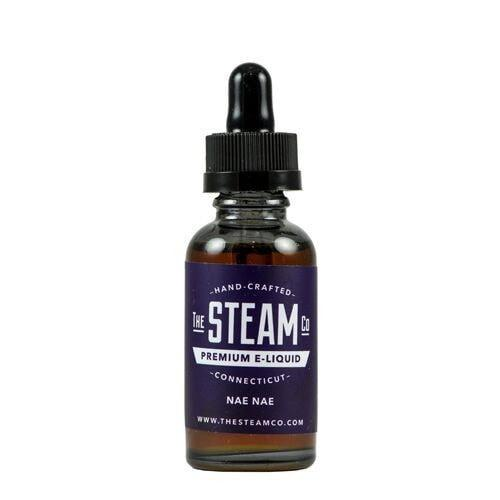 The Steam Co Premium E-Liquid - Nae Nae