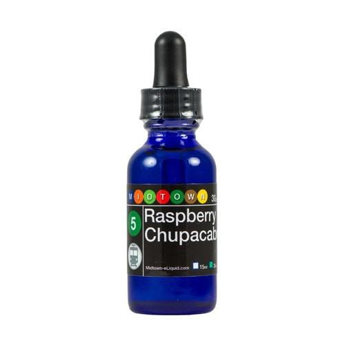 Midtown eLiquid - Raspberry Chupacabra