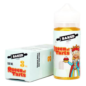Baked eLiquid - Queen Of Tarts