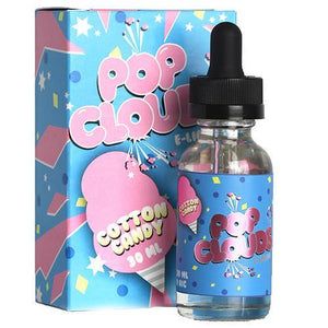 Pop Clouds E-Liquid - Cotton Candy