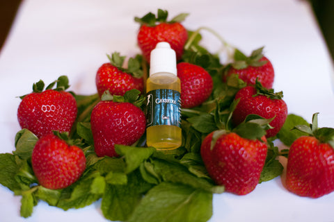 CATERPILLAR - CHESHIRE - (STRAWBERRY MENTHOL) - SIMPLY 4 VAPOR