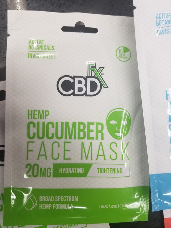 FACE MASK | CBD+ | CBD | CBD FX | CBDFX | 10ml