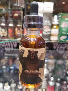 ANML UNLEASHED | GRIZZLY ELIQUID | 60ML | EJUICE | POS