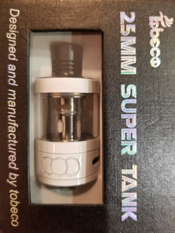 TOBECO | SUPER TANK | 25MM | ATOMIZER