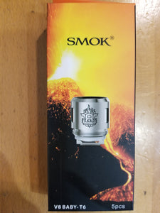 SMOK | V8 BABY | COILS | 5PCS PACK | BABY BEAST