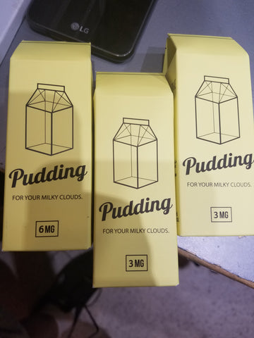 THE MILKMAN | PUDDING ELIQUID | 30ML | EJUICE