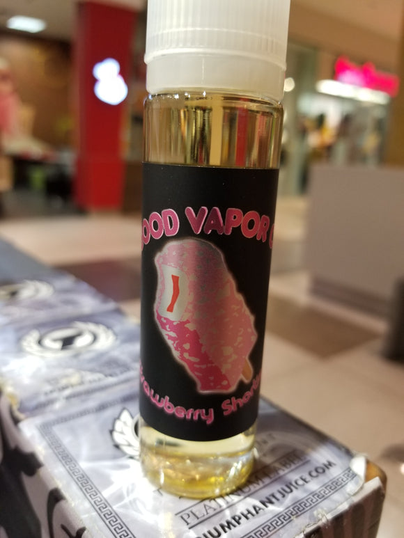 GOOD VAPOR | STRAWBERRY SHORTIE | 60ML