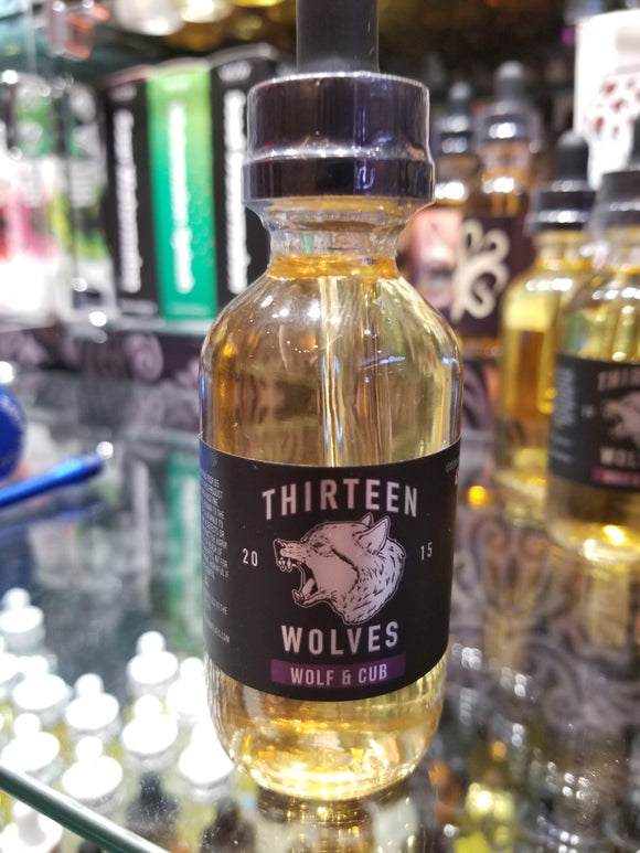 THIRTEEN WOLVES | WOLF & CUB | 60ML