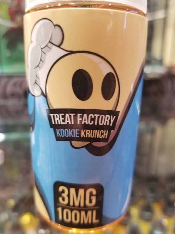 AIR FACTORY | TREAT FACTORY | KOOKIE CRUNCH | 100ML |