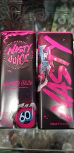 NASTY JUICE | WICKED HAZE | LOW MINT | 60ML |