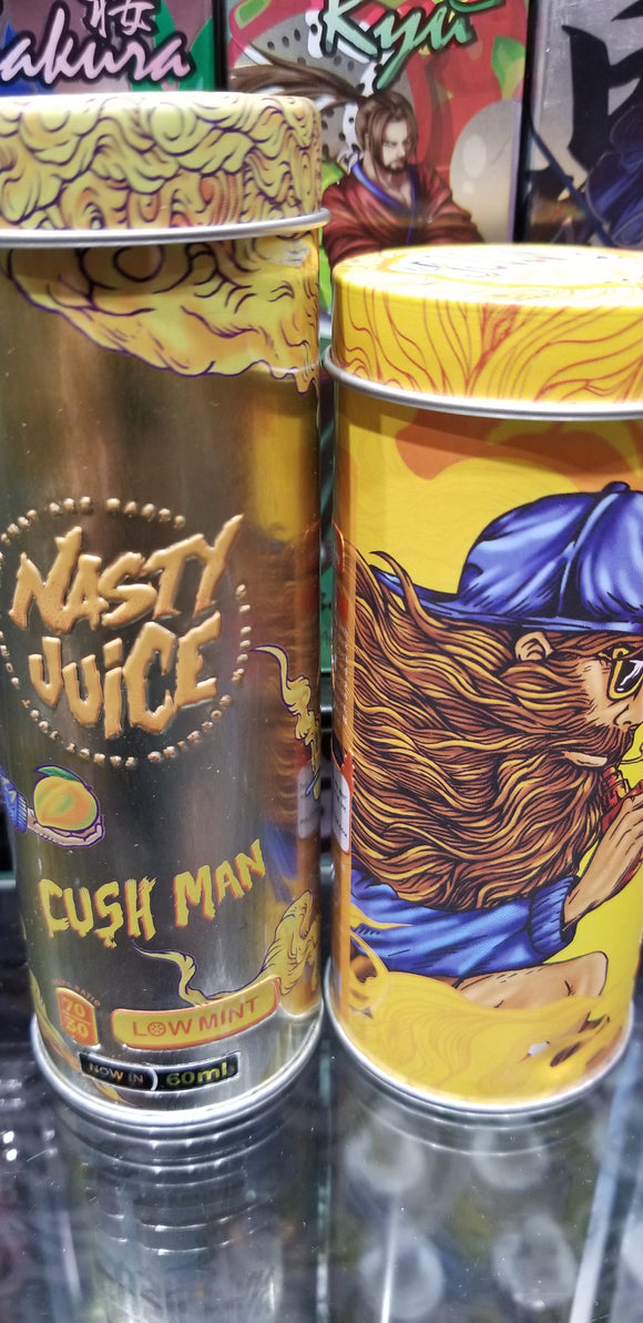 NASTY JUICE | CUSH MAN | LOW MINT | 60ML |