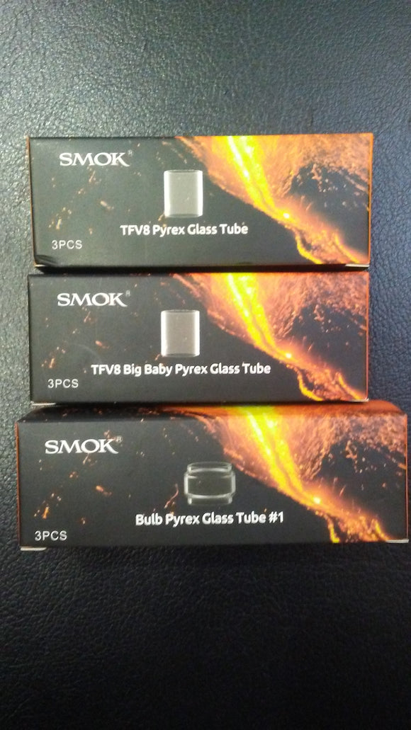 Smok | Pyrex | Glass Tubes