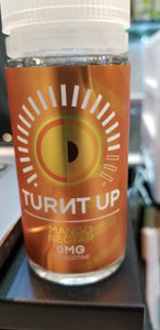 Mr VAPE JUICE | TURNT UP | MANGO NECTAR | 100ML