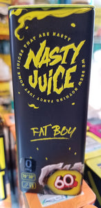 NASTY JUICE | FAT BOY | LOW MINT | 60ML |