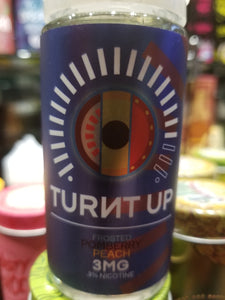 Mr VAPE JUICE | TURNT UP | ICE | FROSTED | 100ML