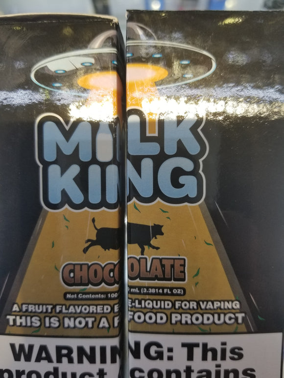 DRIPMORE | MILK KING | CHOCOLATE | 100ml | CANDY KING