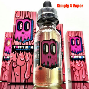 H2O Berry Taffy Man eLiquid eJuice - SIMPLY 4 VAPOR