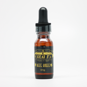GREAT J'S - BEES KNEES - (CARAMEL CANDY) - SIMPLY 4 VAPOR - 1
