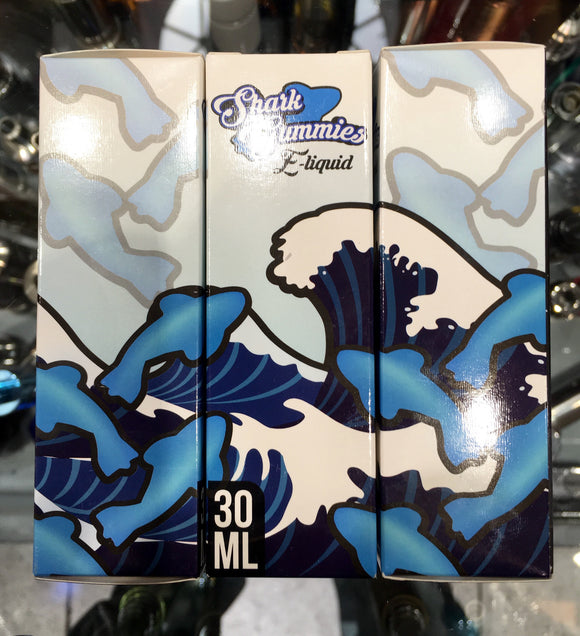 SHARK GUMMIES ELIQUID 30ml - SIMPLY 4 VAPOR