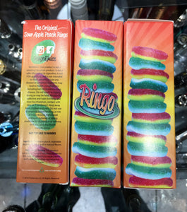 RINGO the original sour apple peach rings 30ml ejiuce - SIMPLY 4 VAPOR