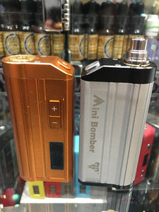 MINI BOMBER 25W BOX MOD - SIMPLY 4 VAPOR