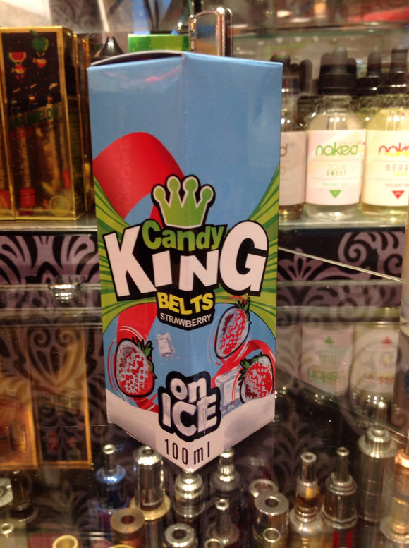DRIPMORE | CANDY KING | BELTS STRAWBERRY | ICE | 100ML
