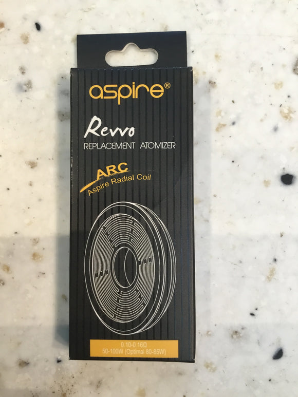 ASPIRE | REVVO | COILS | 5pcs