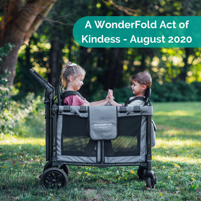A WonderFold Act of Kindess - August 2020