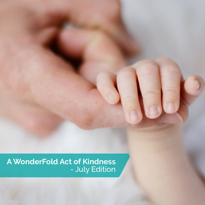 A WonderFold Act of Kindess - July 2020