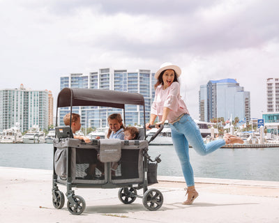 How to Get the Most Out of Your WonderFold Wagon This Spring